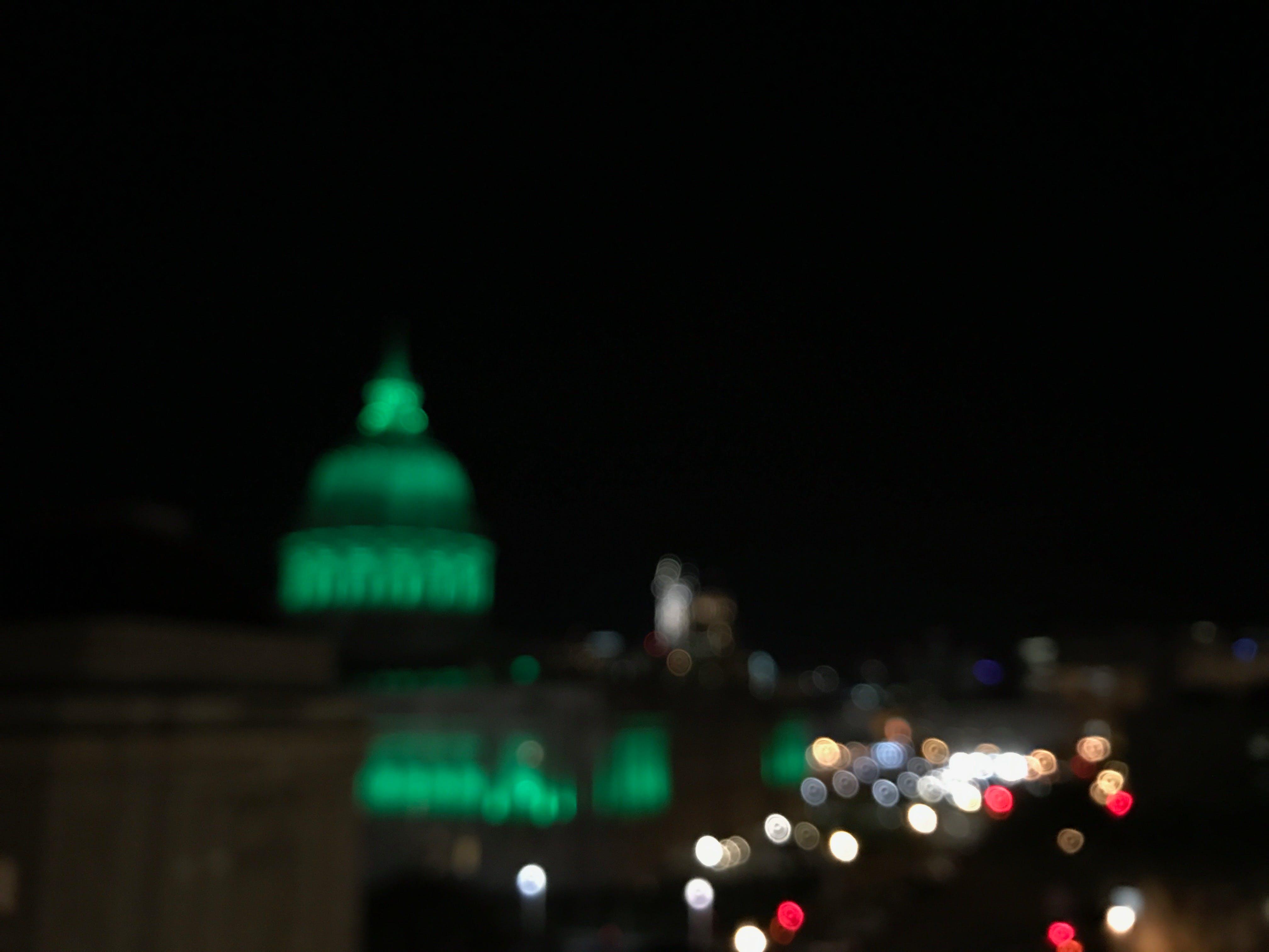 Free stock photo of blur, california, city, holiday