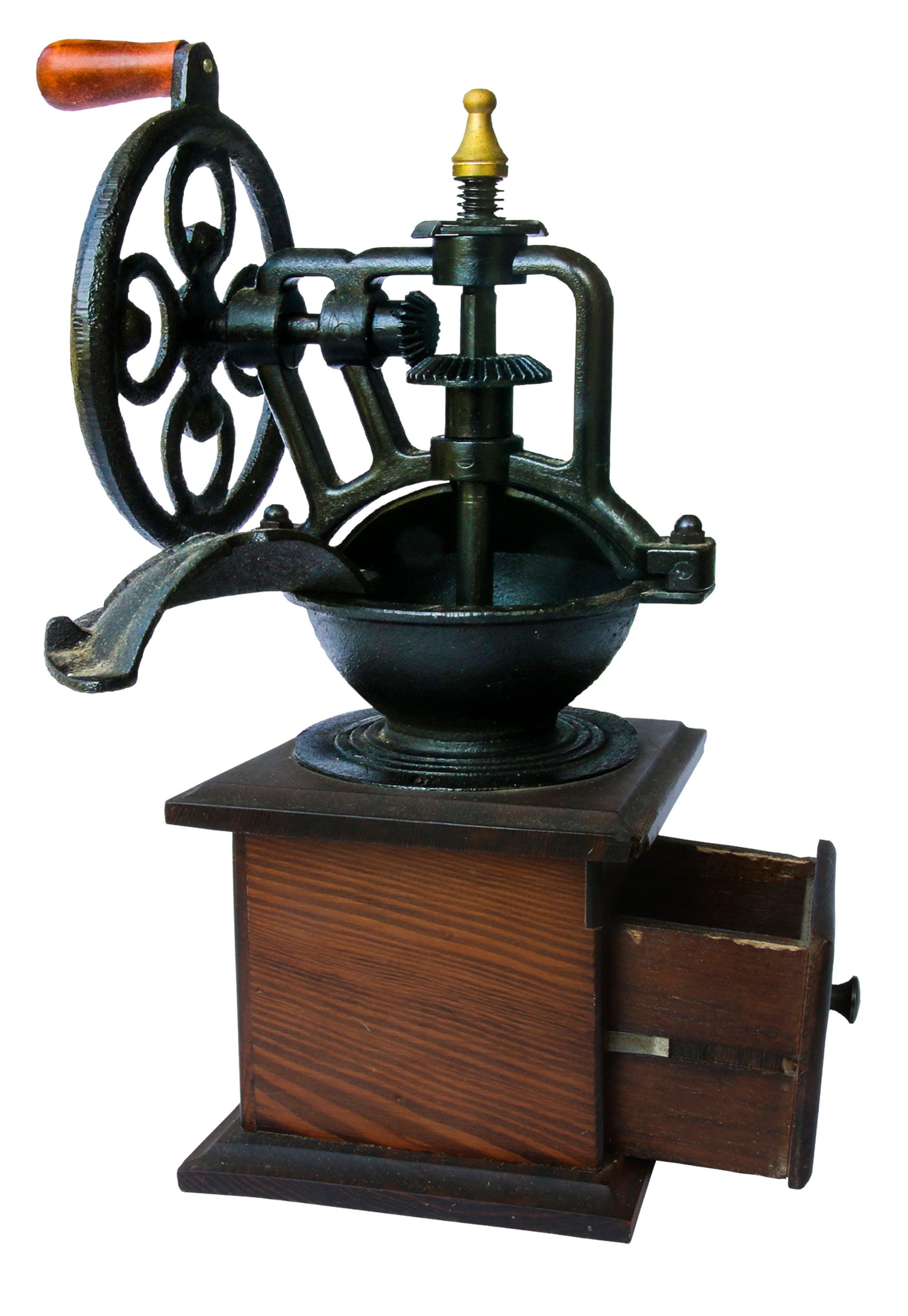 咖啡, 咖啡研磨機, 咖啡磨豆機, 研磨 的 免費圖庫相片