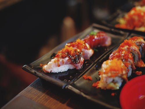 Základová fotografie zdarma na téma chutný, gastroporno, japonský, jídlo