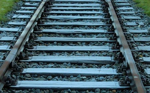 Foto d'estoc gratuïta de tren de la pista