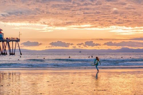 享受, 假期, 匿名, 和平的 的 免費圖庫相片