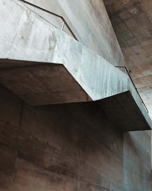 Free stock photo of abstract, abstract art, art museum, bridge