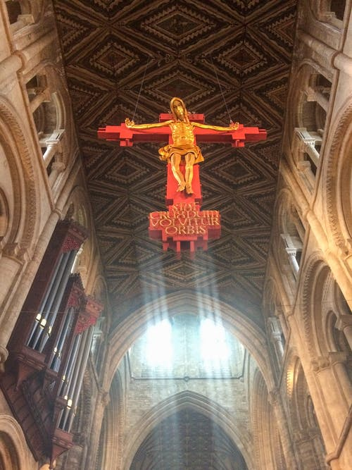 Free stock photo of cathedral, Christ, church, cross