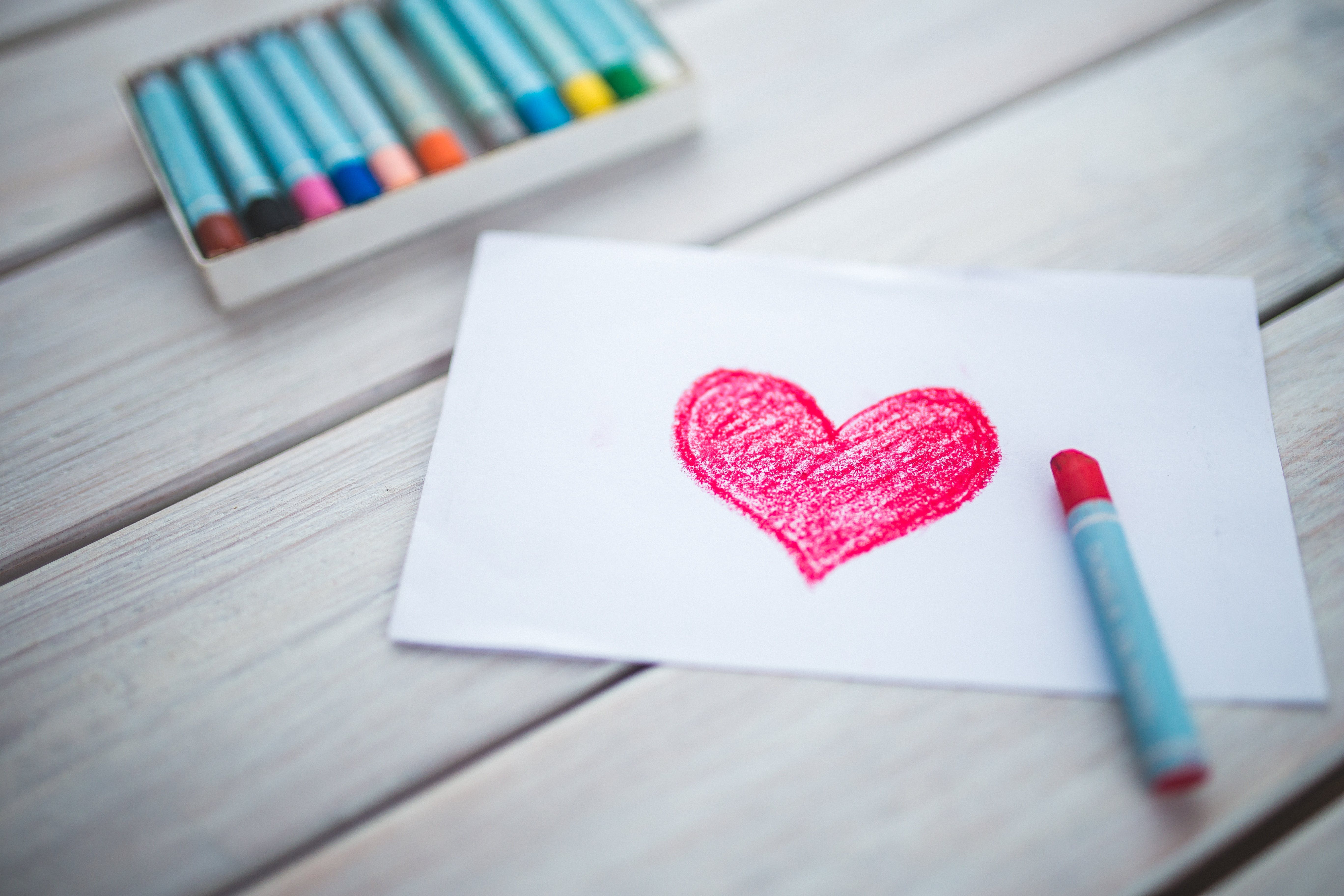 Free stock photo of card, colorful, darling, eternal love