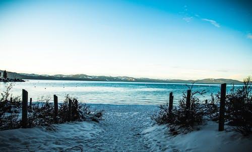 Δωρεάν στοκ φωτογραφιών με ακτή, άμμος, θάλασσα, νερό