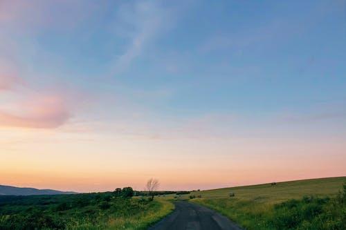 Immagine gratuita di cielo, tramonto