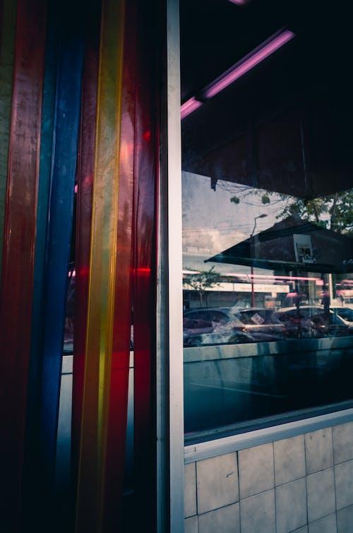 ショップ, 反射, 店頭, 窓の無料の写真素材