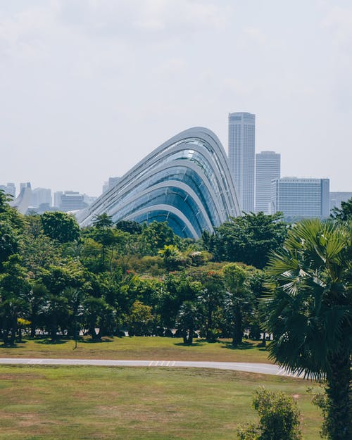 Free stock photo of gardens by the bay, singapore, tourism