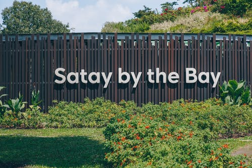 Free stock photo of satay by the bay, singapore