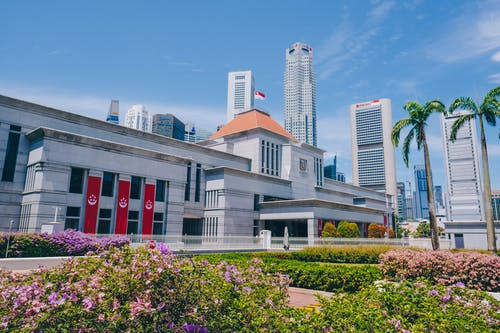 Free stock photo of government, singapore