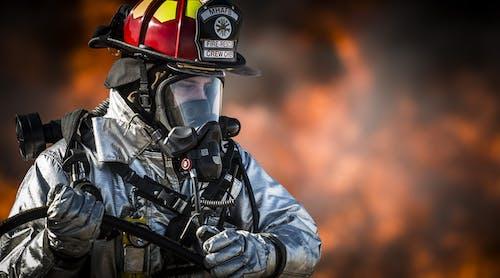 Foto stok gratis alat bantu pernapasan, aman, api, berbahaya