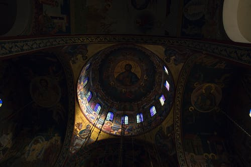 Free stock photo of greek orthodox church