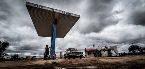 Free stock photo of diesel, garage sale, old gas station, petrol