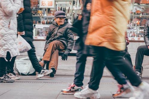 Základová fotografie zdarma na téma 人文, 人物, 人群, 北京