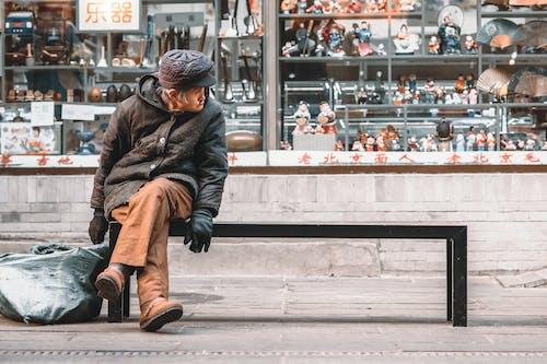 Základová fotografie zdarma na téma 人文, 人物, 北京, 城市