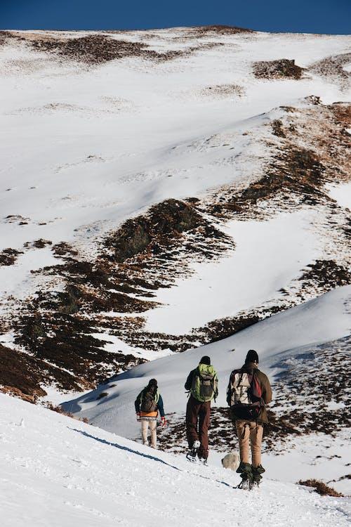 Darmowe zdjęcie z galerii z aktywność, alpinista, anonimowy