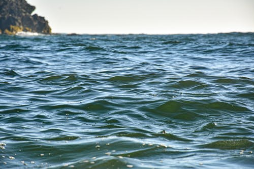Foto profissional grátis de mar azul, mar do chile