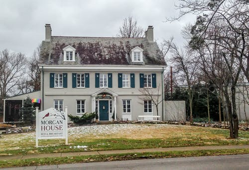 Free stock photo of b&b, bed and breakfast, Morgan House, ohio