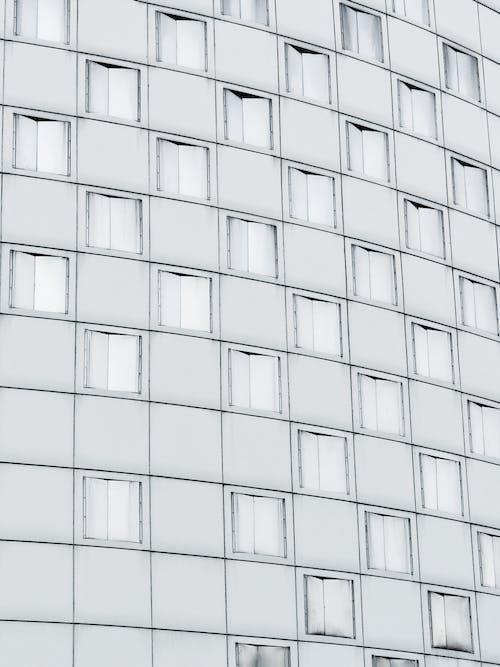 Foto d'estoc gratuïta de abstracte, arquitectura, blanc, construcció