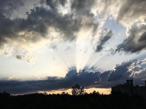 Gratis arkivbilde med himmel, iphone 6s, skyer, slovakia