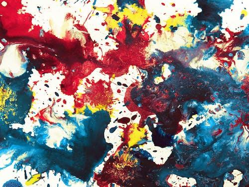 Безкоштовне стокове фото на тему «абстрактний, абстрактний експресіонізм, Абстракціонізм, акрилова живопис»