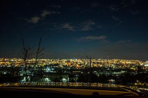 Free stock photo of #citylights, #nightlight, #nighttown
