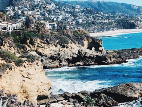 Základová fotografie zdarma na téma los angeles, moře, pláž