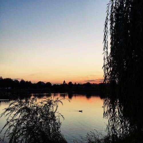 Gratis arkivbilde med iphone 6s, slovakia, solnedgang