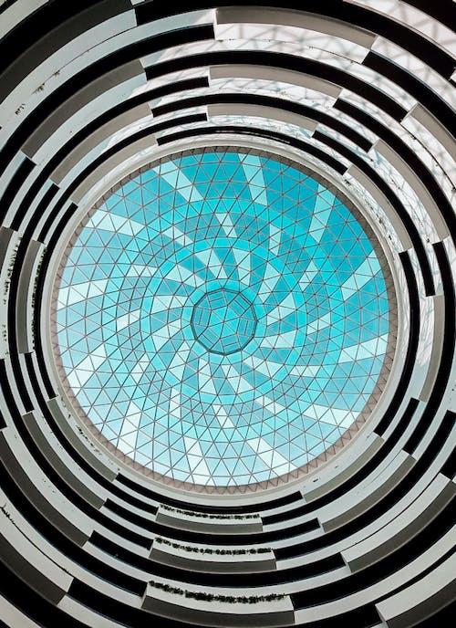 Foto d'estoc gratuïta de abstracte, angle baix, arquitectura