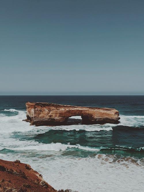 Gratis lagerfoto af Australien, blå, blå himmel, bølger