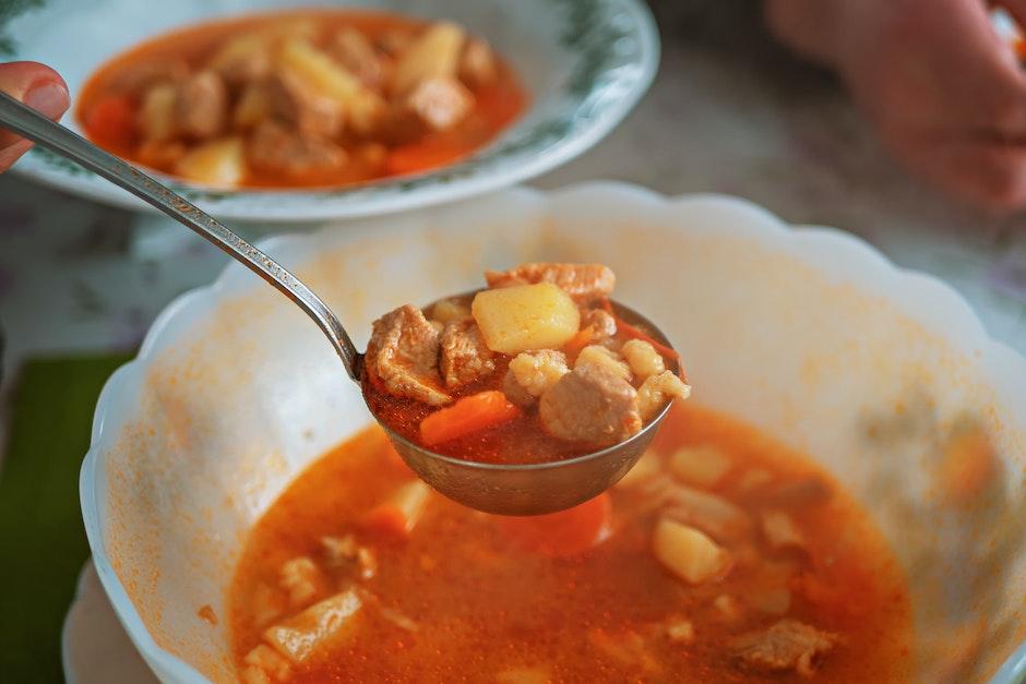 bowl, close -up, cuisine