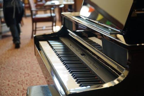 Free stock photo of keyboard, piano, piano keys
