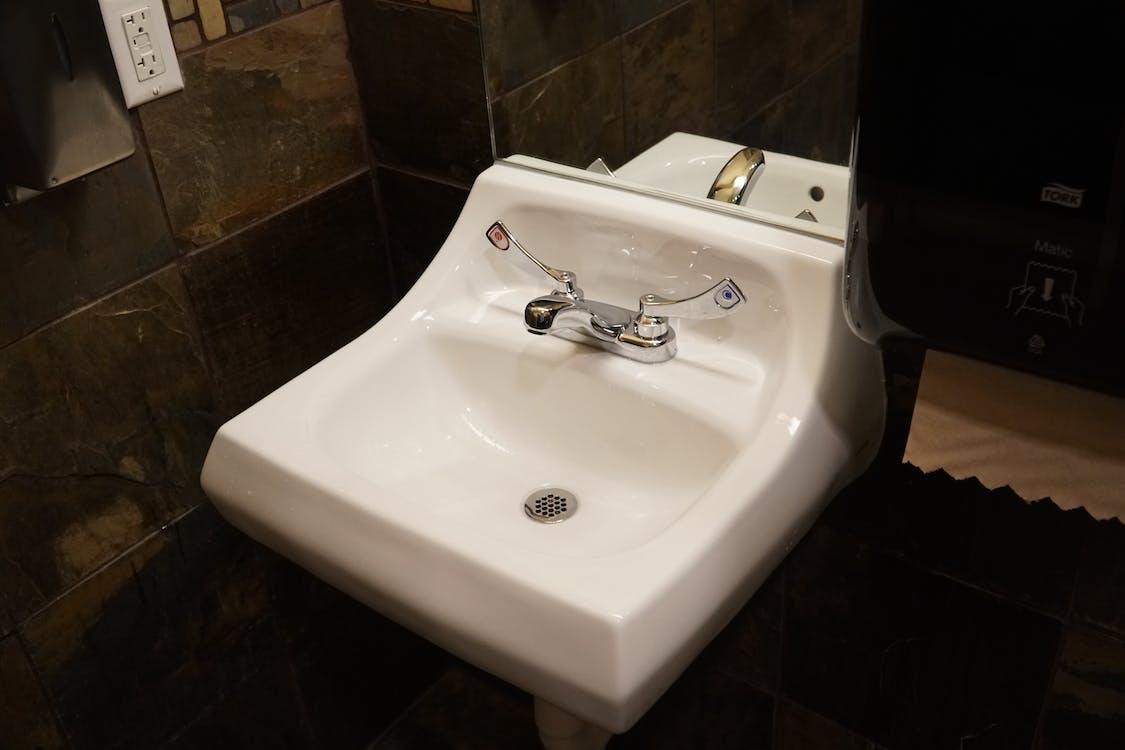 bathroom sink, sink