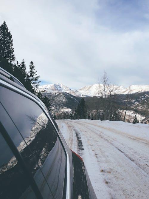 Immagine gratuita di carrozzeria, escursionismo, guidando, macchina