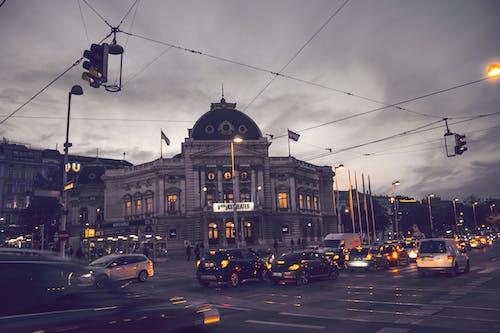 Gratis lagerfoto af by, ciudad, europa, hovedstad