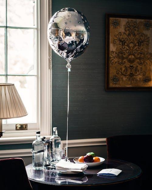 Imagine de stoc gratuită din balon, cameră, fereastră, în interior