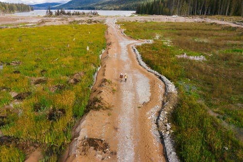 Free stock photo of dirt road, environmental remediation, mount polley