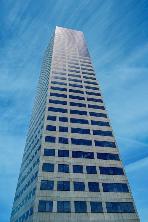 Ảnh lưu trữ miễn phí về cao tầng, chi tiết kiến trúc, hiện đại, hình học