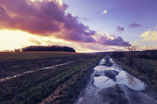 Fotobanka sbezplatnými fotkami na tému 4k tapety, barvaux-condroz, Belgicko, dramatická obloha