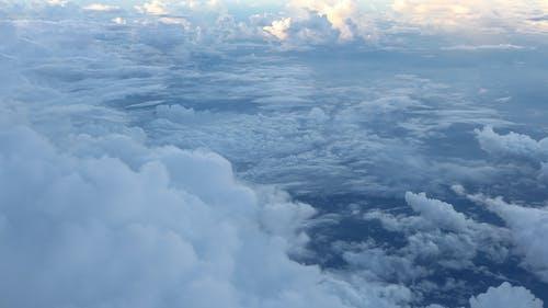 Základová fotografie zdarma na téma bílé mraky, matin-mraky, mrak, mraky