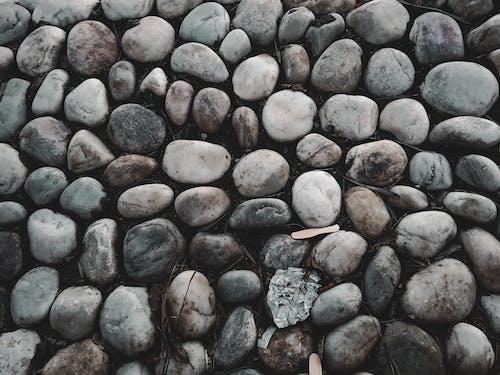 çakıl taşlı plaj, hd duvar kağıtları, parke taşı içeren Ücretsiz stok fotoğraf