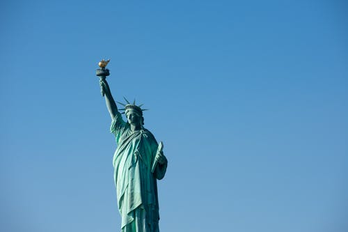 Free stock photo of freedom, new york city, patriotic, Statue of Liberty