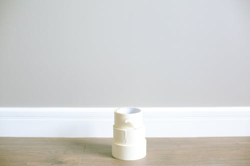 Photo of a white masking tape