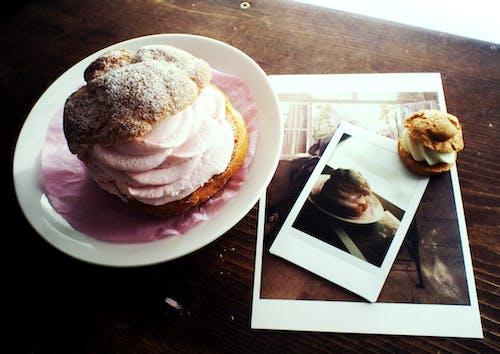 Základová fotografie zdarma na téma dort, klasický, obrázek, zmrzlina