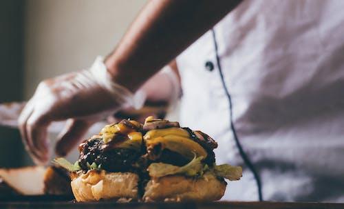 Free stock photo of #burger #burgersofdallas #burgersarelife #burgerki