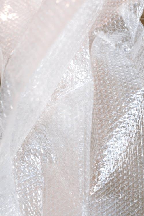 Gratis stockfoto met aan het bedekken, bescherming, bubbeltjesplastic, close-up