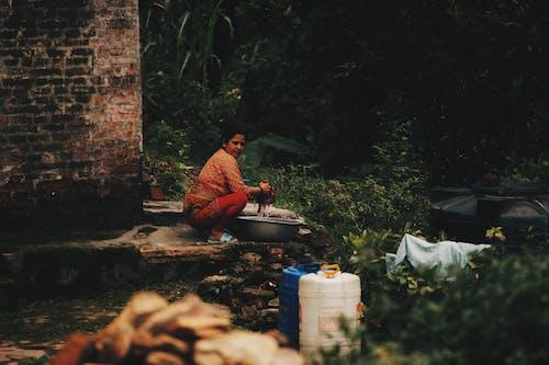 Fotobanka sbezplatnými fotkami na tému Ážijčanka, dedina, dedinský život, horská dedina