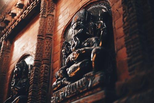 Fotobanka sbezplatnými fotkami na tému architektúra, Buddha, chrám, dizajn