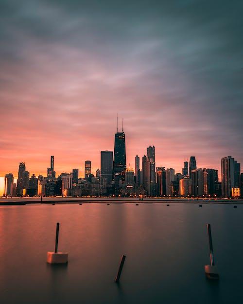 城市, 天空, 天際線, 市容 的 免費圖庫相片