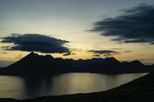 Free stock photo of cuillins, isle of skye, mountains, scotland